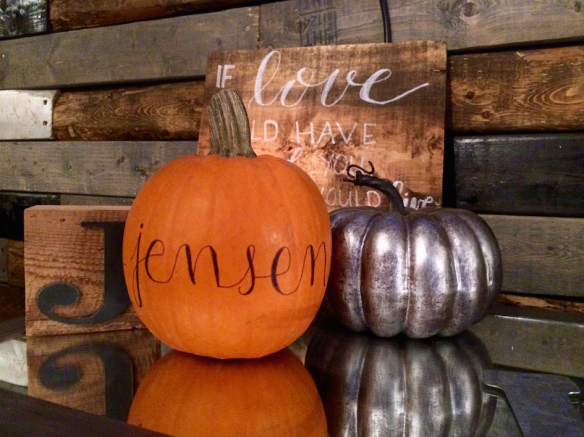 Capture Your Grief, My Promise To You, Pumpkins